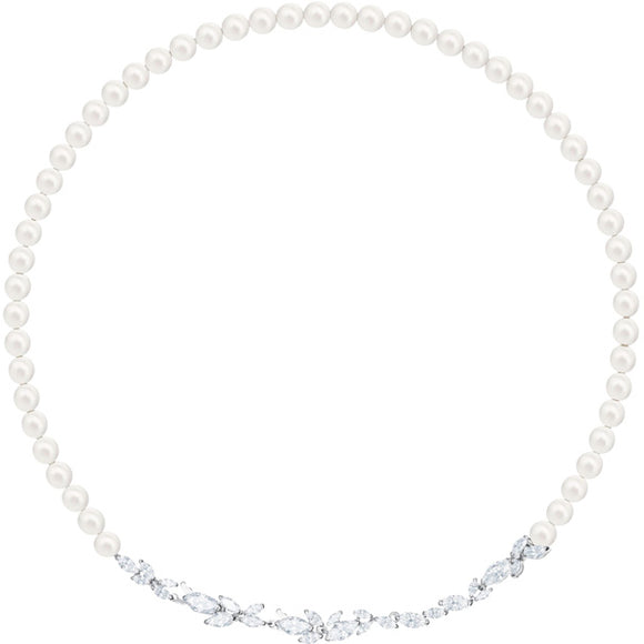 SWAROVSKI -   LOUISON PEARL NECKLACE