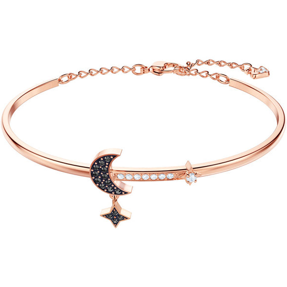SWAROVSKI -  SWAROVSKI SYMBOLIC MOON BANGLE
