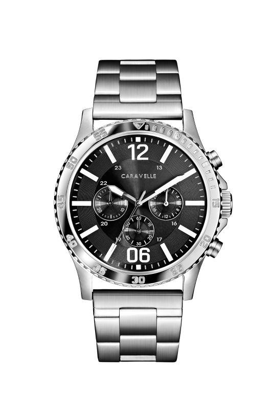 CARAVELLE 43A144 MEN'S CHRONOGRAPH