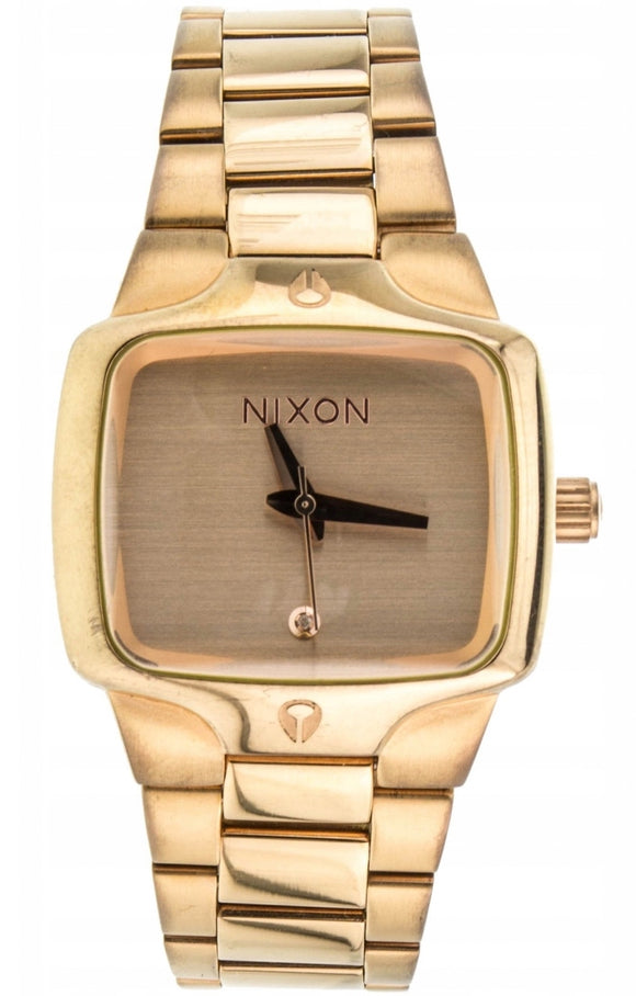 NIXON Small Player - Rose Gold