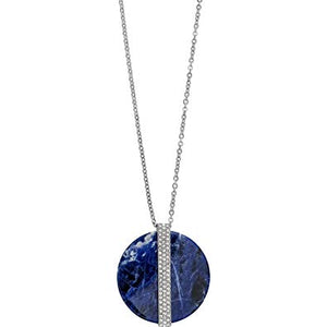 SWAROVSKI - SODALITE NECKLACE