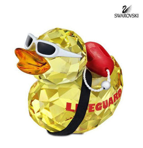 Swarovski Lovlots Happy Duck Lifeguard 1143443