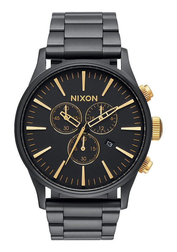 NIXON SENTRY CHRONO , 42 MM