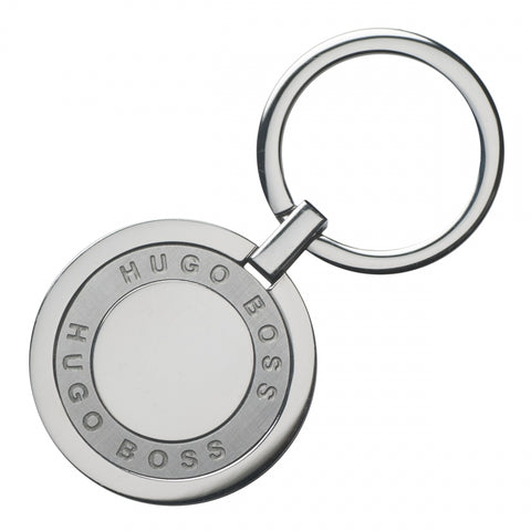 Hugo Boss Key ring Framework Chrome