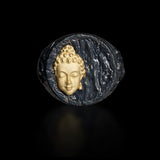 "Capitan Collection ""The Buddha"" Ring"
