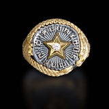 "Capitan Collection ""E Pluribus Unum"" Ring"