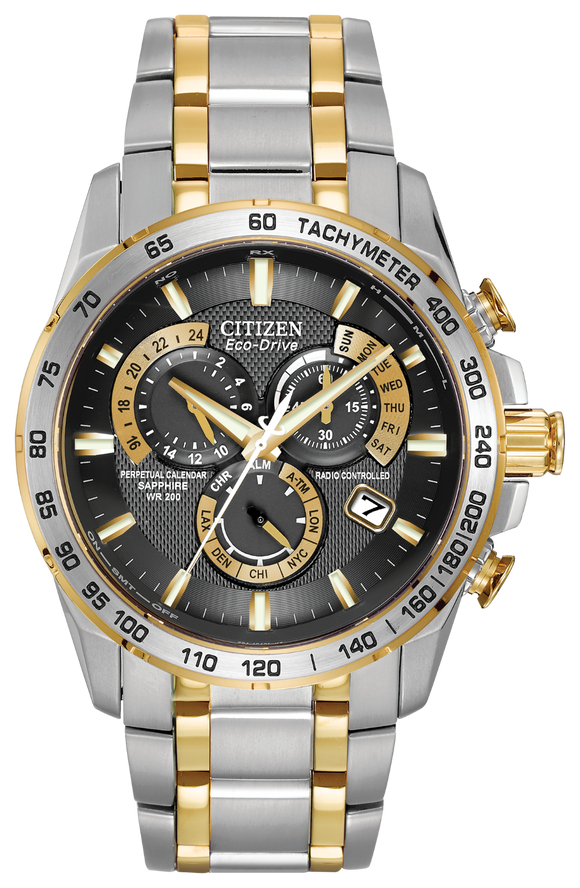 CITIZEN Perpetual A-T AT4008-51E