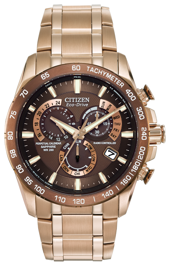 CITIZEN Perpetual A-T AT4106-52X