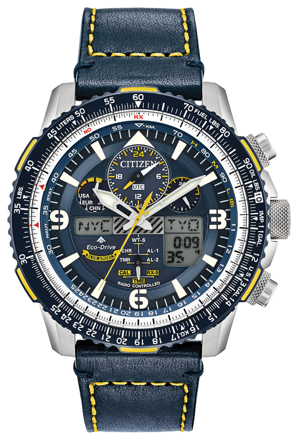 CITIZEN Blue Angels JY8078-01L