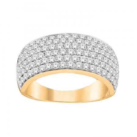 Luxurious 2.00ct Diamond Band