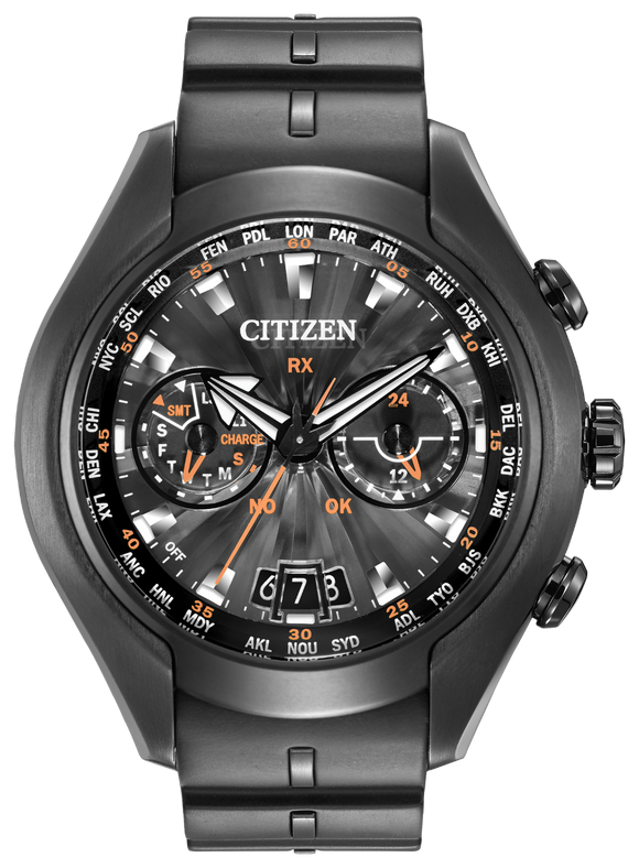CITIZEN Satellite Wave CC1076-02E