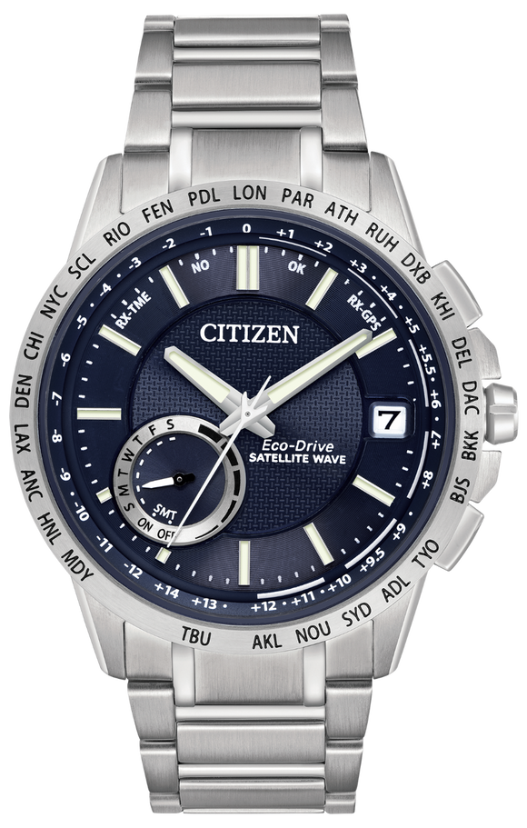 CITIZEN Satellite Wave CC3000-89L