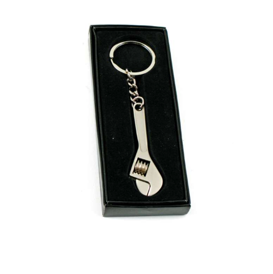 WRENCH KEYCHAIN - ENGRAVABLE