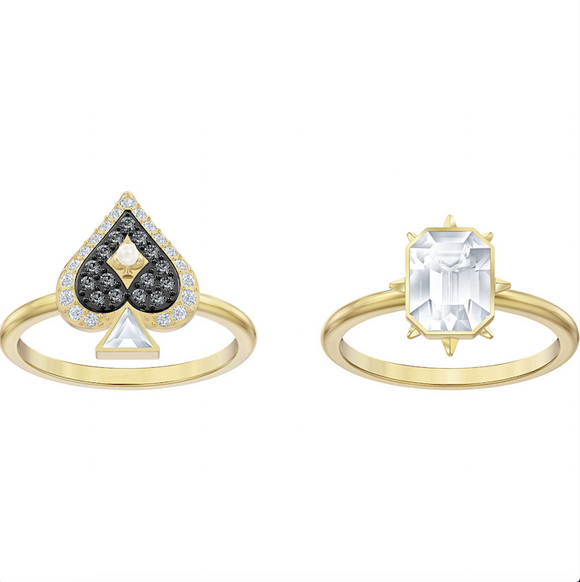 SWAROVSKI -  TAROT MAGIC RING SET