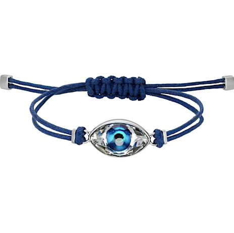 SWAROVSKI POWER COLLECTION EVIL EYE BRACELET, BLUE