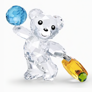 SWAROVSKI - KRIS BEAR - I TRAVEL THE WORLD