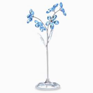 SWAROVSKI - FLOWER DREAMS - FORGET-ME-NOT, LARGE