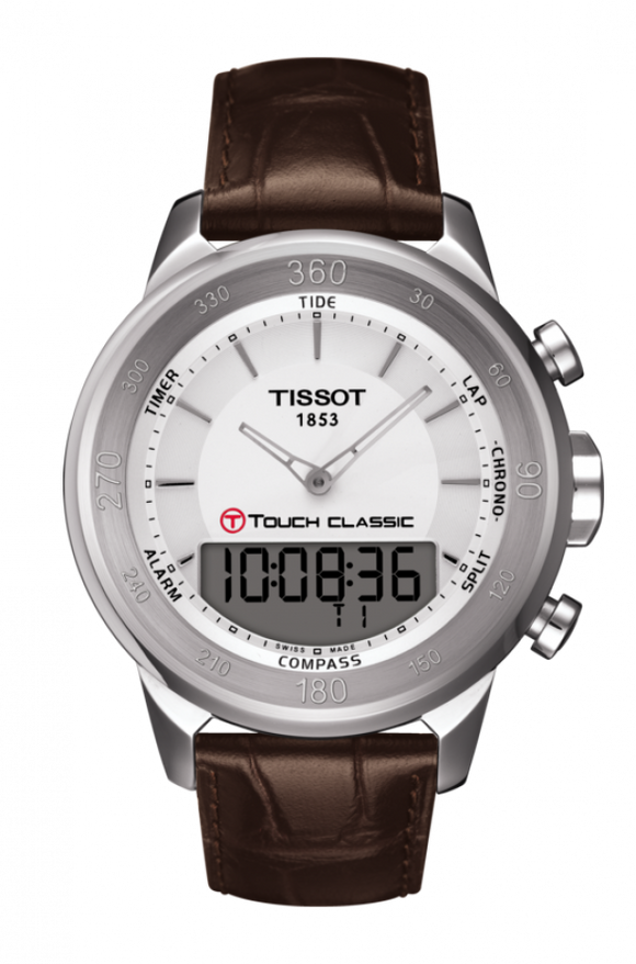TISSOT T-TOUCH T0834201601100