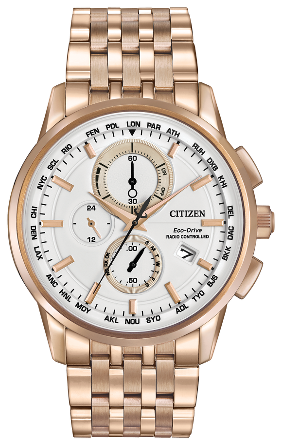 CITIZEN World Chronograph A-T AT8113-55A