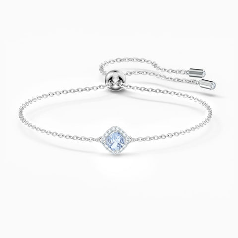 SWAROVSKI - ANGELIC CUSHION BRACELET, BLUE