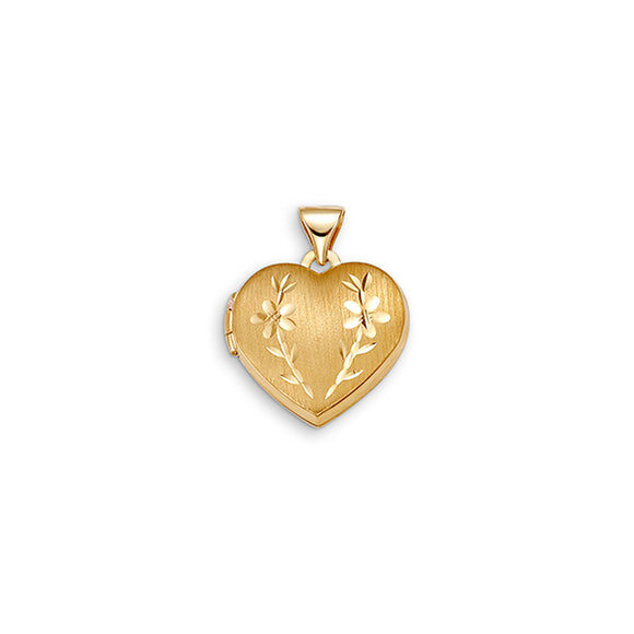 Bella Collection - Heart Locket