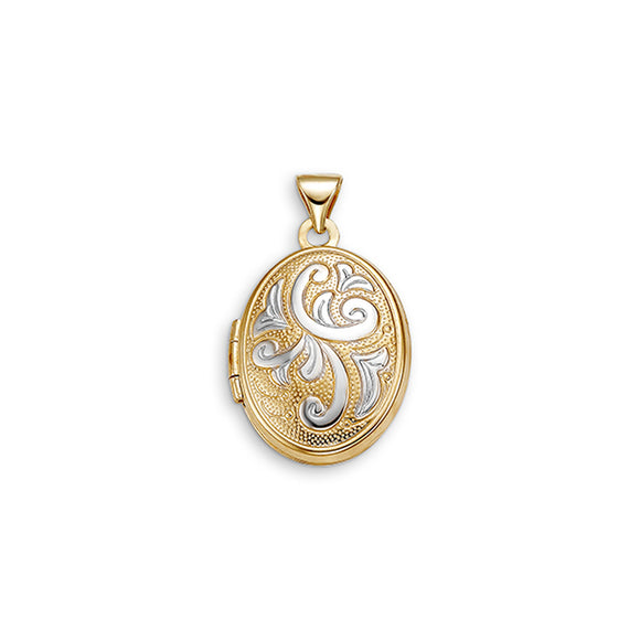 Bella Collection - Oval Locket