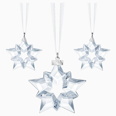 SWAROVSKI - LIMITED EDITION CHRISTMAS SET 2019