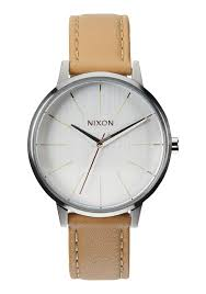 NIXON KENSINGTON LEATHER , 37 MM, A108-1603-00
