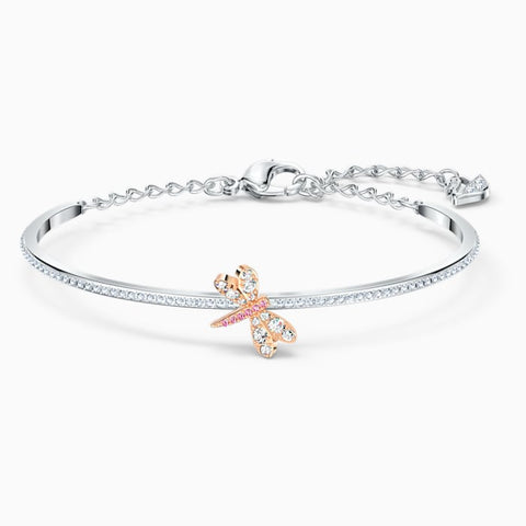 SWAROVSKI ETERNAL FLOWER BANGLE