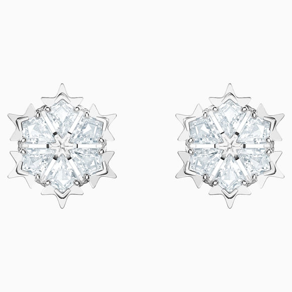SWAROVSKI - MAGIC PIERCED EARRINGS