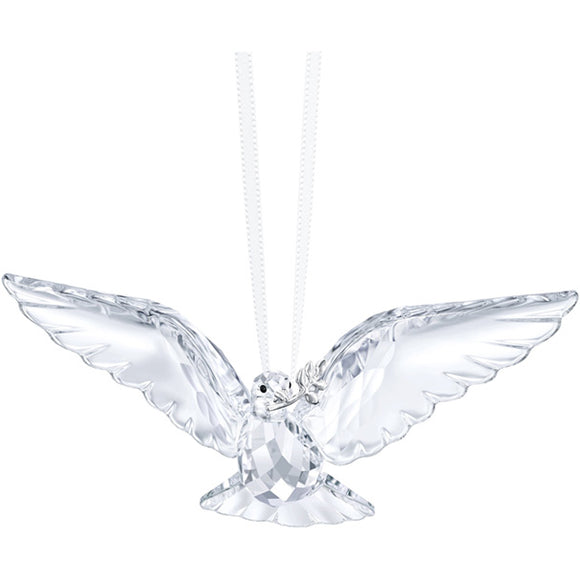 SWAROVSKI - PEACE DOVE ORNAMENT