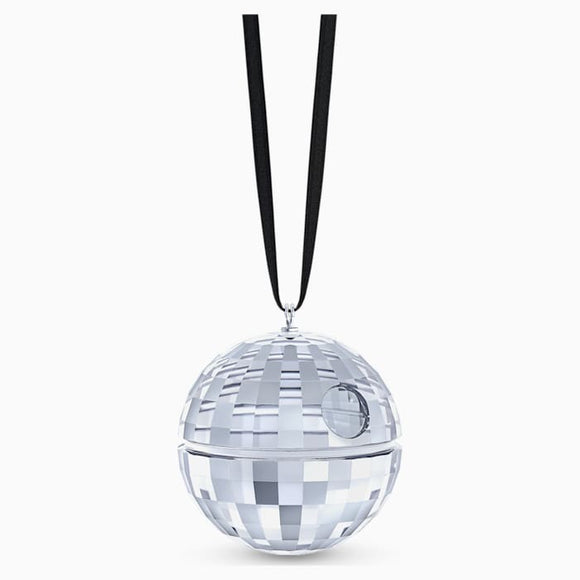 STAR WARS – DEATH STAR ORNAMENT - SWAROVSKI