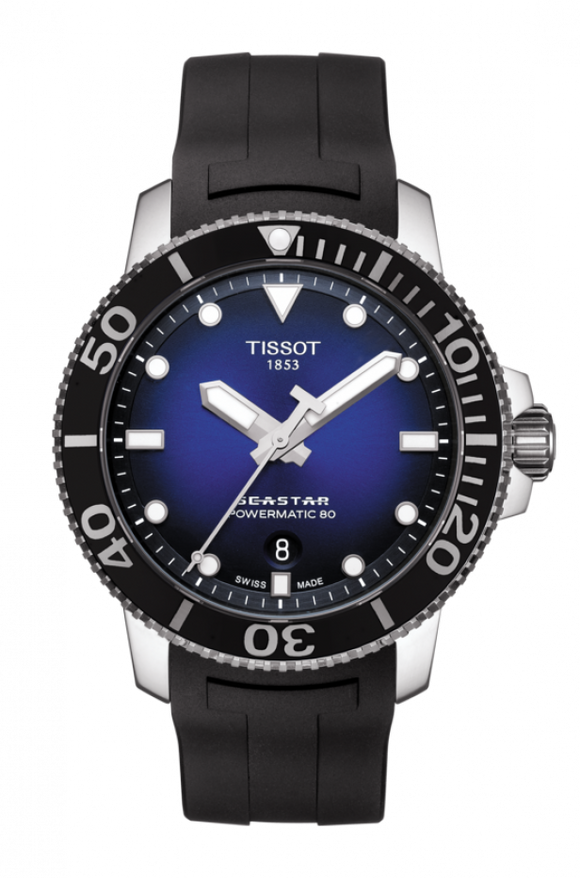 TISSOT SEASTAR 1000 POWERMATIC 80 T120.407.17.041.00