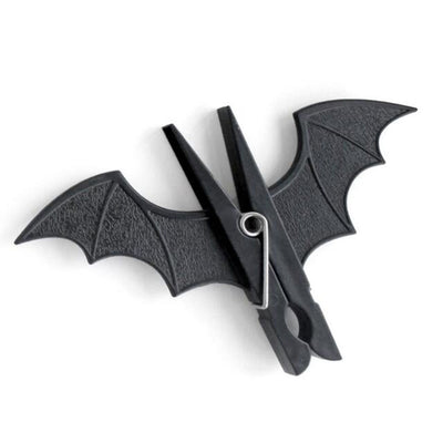 Bat Clothes Clips (2 pieces)  - Cradle Of Goth