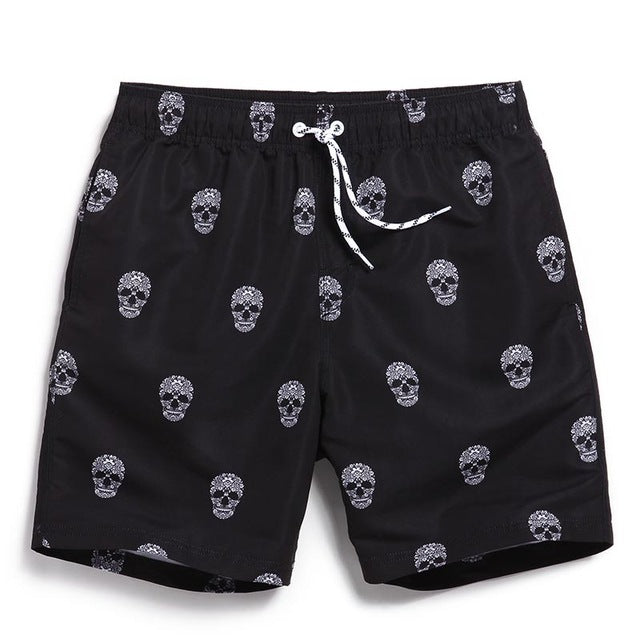 Skulls Swimsuit  - Cradle Of Goth