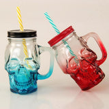 Poison Jar Glass  - Cradle Of Goth