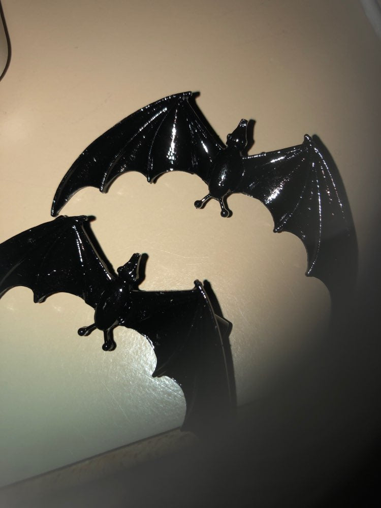 Night Guardian Earrings  - Cradle Of Goth