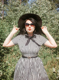Gothy Rockabilly Dresses  - Cradle Of Goth