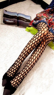 Dots Tights  - Cradle Of Goth