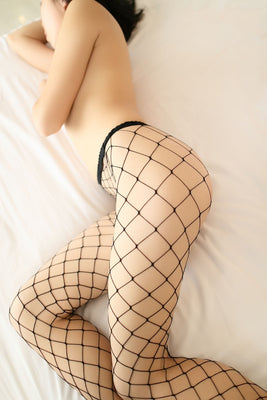 Fishnet Tights  - Cradle Of Goth