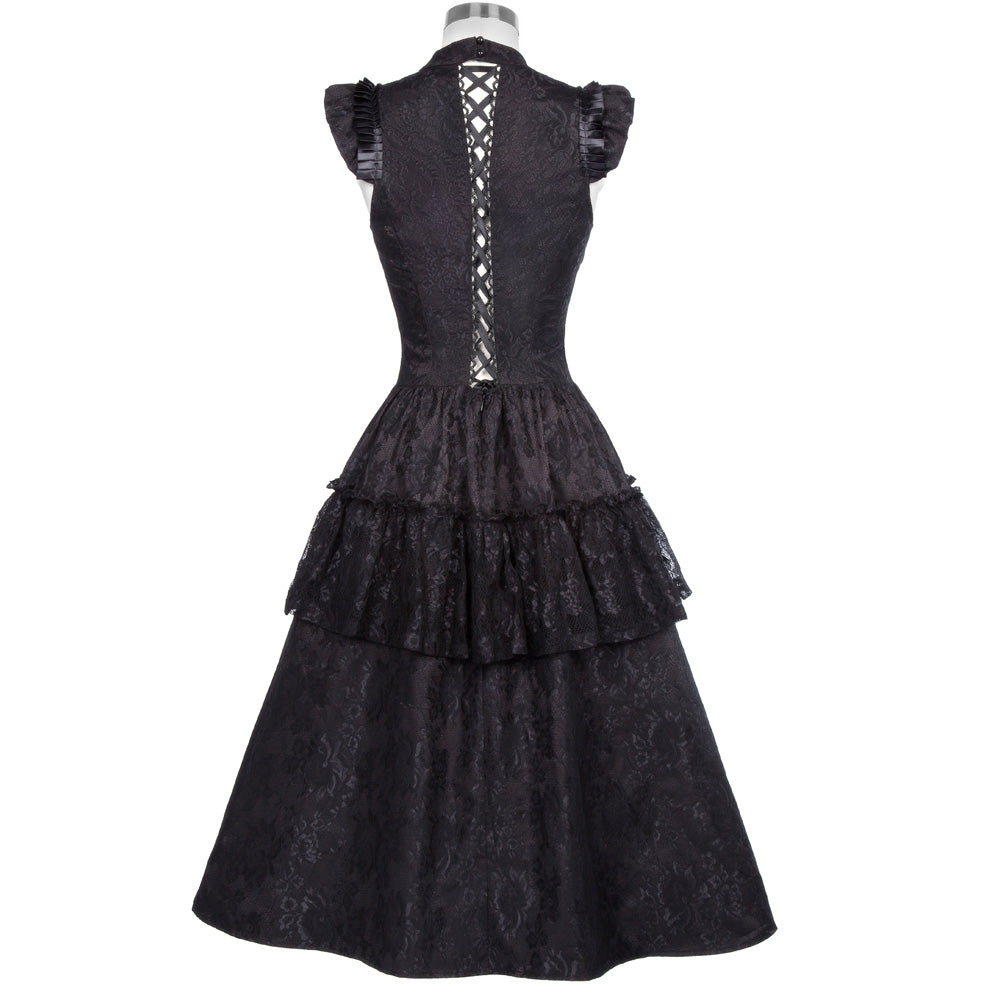 Dragon's Heart Dress  - Cradle Of Goth