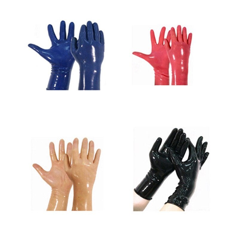Latex Gloves  - Cradle Of Goth