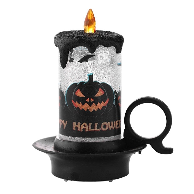 Halloween LED Candle Lights  - Cradle Of Goth
