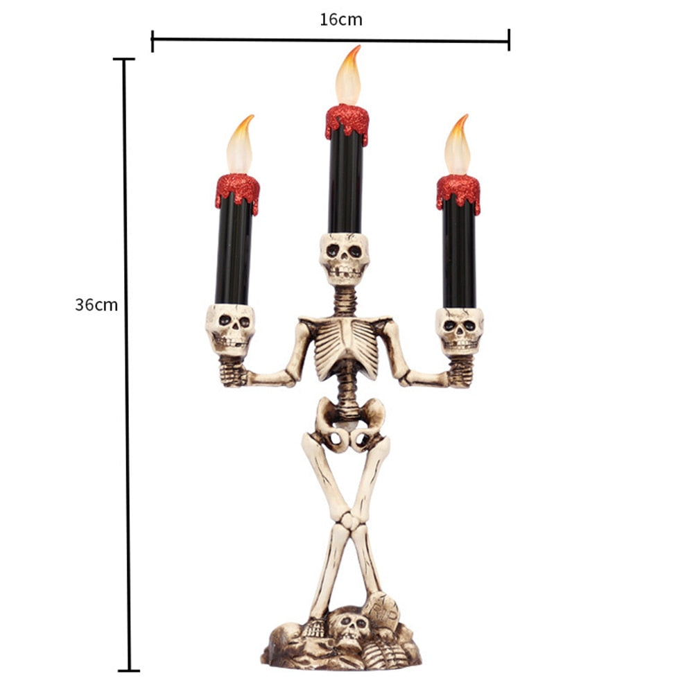 Spooky Candles (UV)  - Cradle Of Goth