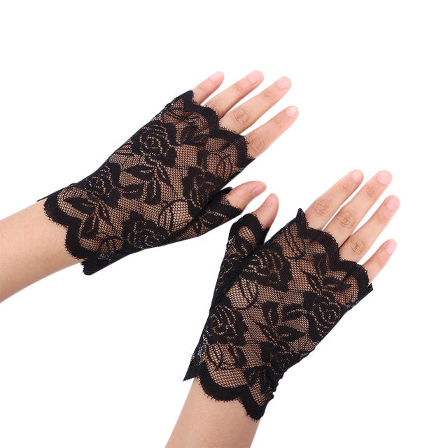 Lace Gloves 3 - Cradle Of Goth