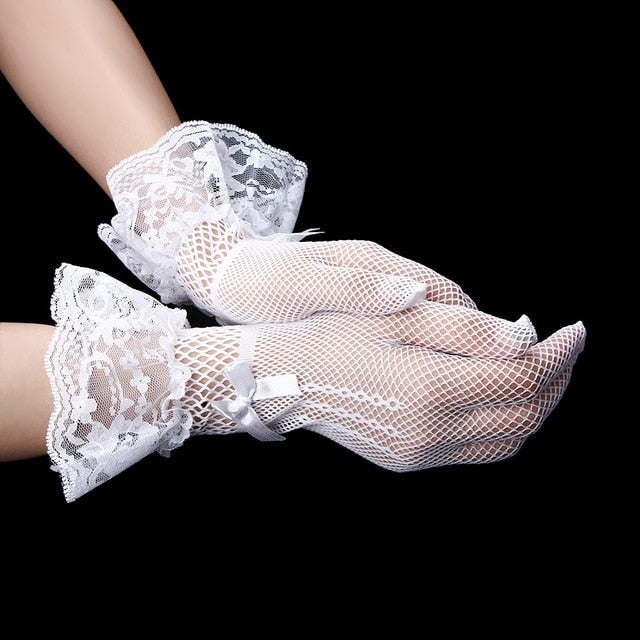 Lace Gloves 4 - Cradle Of Goth