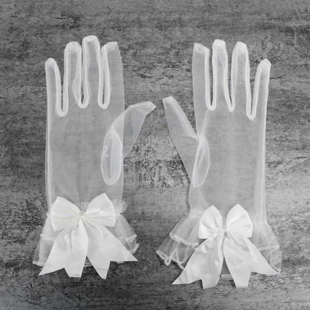 Lace Gloves 6 - Cradle Of Goth