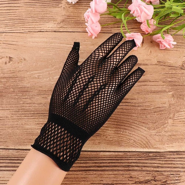Lace Gloves 7 - Cradle Of Goth