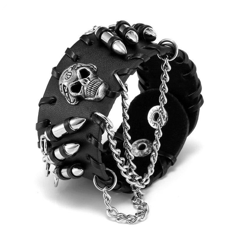 Ultimate Menace Bracelet  - Cradle Of Goth