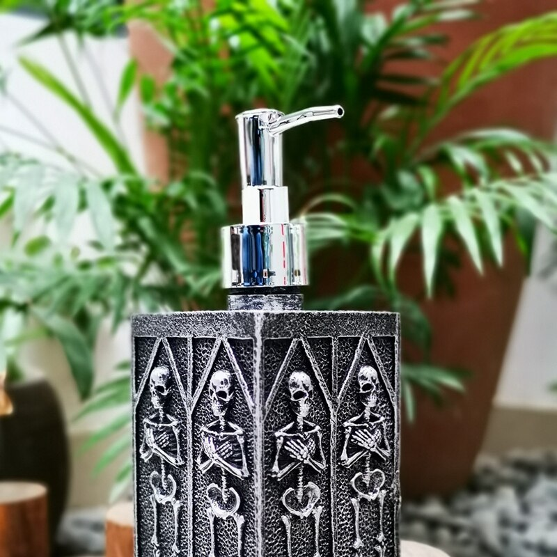 Crypt Soap Dispenser  - Cradle Of Goth